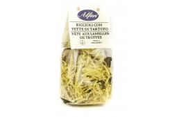 Pâtes Riccioli aux copeaux de truffes