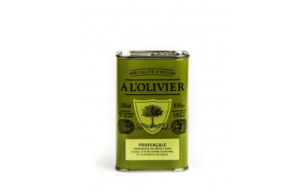 Huile d'olive Herbe de Provence