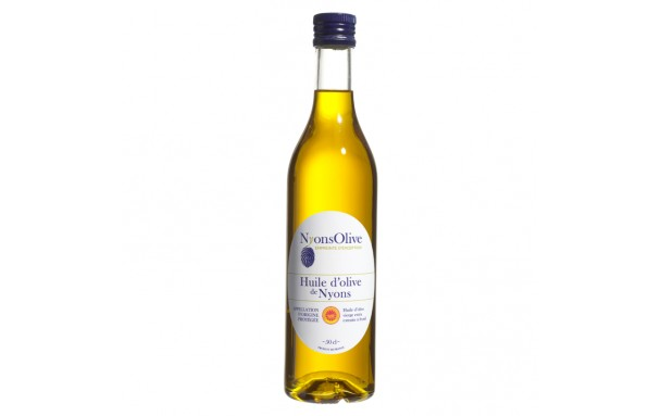 Huile d'olive de Nyons AOP 5dl